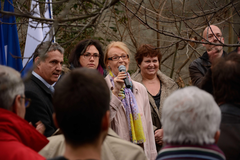 Le discours dHélène Mandroux, maire de Montpellier
